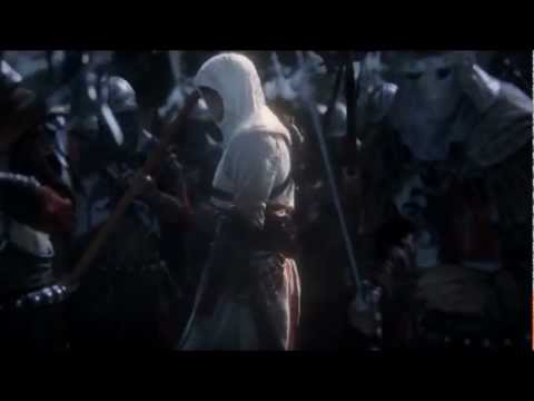 Peter Gabriel - My Body Is A Cage (Assassin's Creed Trilogy Music Video)