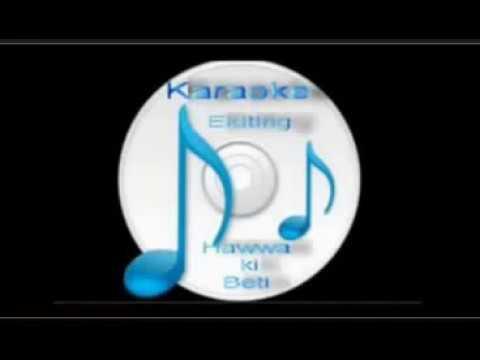 Aaya re khilone wala ( Bachpan ) Free karaoke with lyrics by Hawwa -