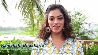 Introducing fbb Colors Femina Miss India Telangana 2018 Kamakshi Bhaskarla