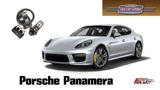 Porsche Panamera - тест-драйв, обзор, динамика и разгон премиум авто в City Car Driving(СКАЧАТЬ И КУПИТЬ ИГРУ: ..., 2016-05-11T08:58:43.000Z)