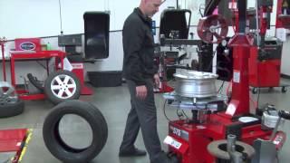 SCC Automotive Training: Hunter TCX 575