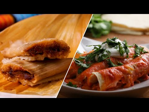 Tasty Inspired Recipes From Mexico