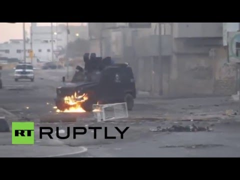 Bahrain: Clashes continue in Nuwaidrat on 'Arab Spring' anniversary