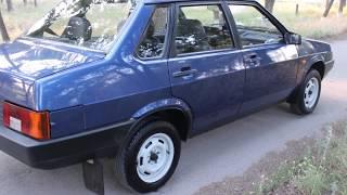 Супер находка  ВАЗ 21099, 1997  стояла в гараже 20 .лет .пробег 4  т .км
