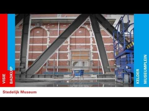 The new Stedelijk Museum