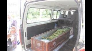 صدى البلد | تشييع جثمان على لطفى من مسجد الشرطة بأكتوبر