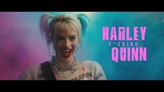 I'm Harley F*cking Quinn