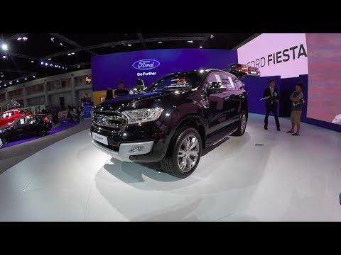 New 2018 SUV Ford Everest 2017 Titanium...