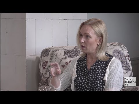 Helena Edlund i samtal med Ann Heberlein
