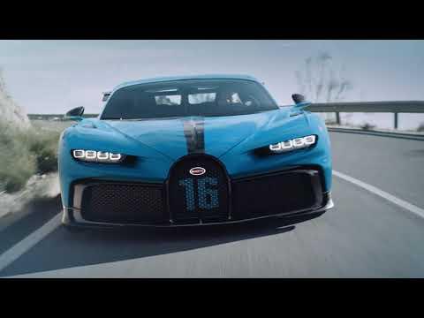 New Bugatti Chiron Pur Sport Performance Video