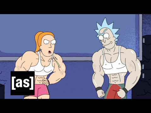 X Gon Give It To Ya | Rick and Morty | Adult Swim videó letöltés
