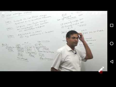 Intl. taxation ALP practicals