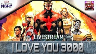 [🔴STREAM] НАС 3000! [Marvel Future Fight]