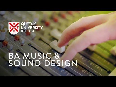 BA Music & Sound Design