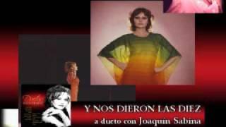 Rocio Durcal - Y nos dieron las 10 (A dueto con Joaquín Sabina)