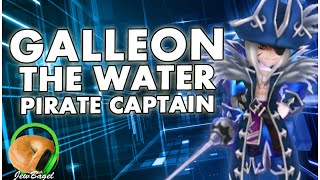 SUMMONERS WAR : Galleon the Water Pirate Captain - Gameplay Spotlight