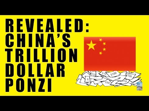 China's Trillion Dollar PONZI SCHEME Has Been Exposed! Can This Ever Be Bailed Out?