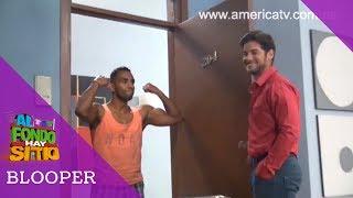 Al Fondo Hay Sitio - Broma a Andrés Wiese (Nicolás)