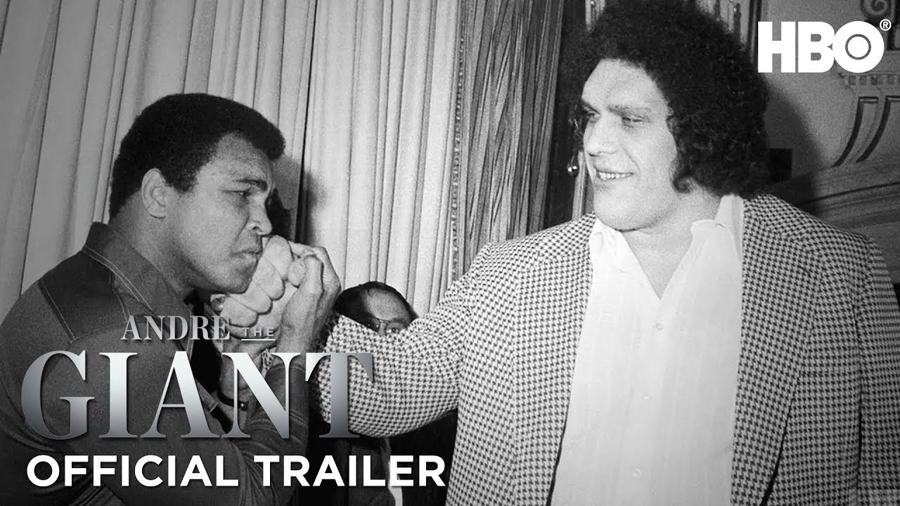 Watch the Full Trailer for HBO's Andre the Giant Documentary