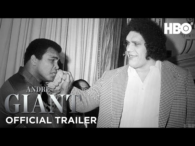 HBO presenta el documental Andre The Giant