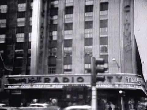 1955 - NBC - WIDE WIDE WORLD with DAVE GARROWAY (1/7)