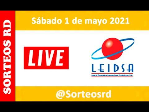 LEIDSA EN VIVO │ Sábado 1 De Mayo 2021 – 8:55 PM
