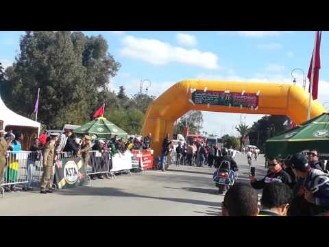 Eritrean cycling national team  win in  african continental champion ship 2016 morocco.