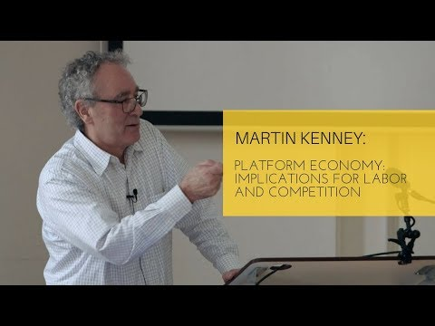 Platform Economy: Implications for Labor and Competition Mp3