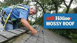 How to Clean and Prevent a Mossy Roof  | Ask This Old House