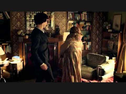 Party in the CIA (Sherlock BBC)