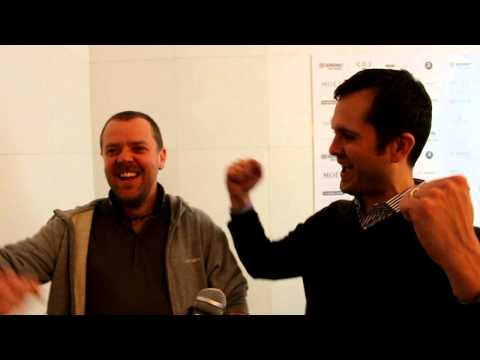 Paul Andrew Williams and Ken Marshall Interview - 2012 BIFA Nominations
