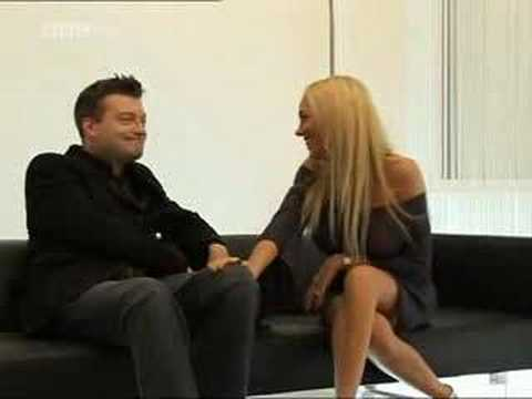 BB7 Aisleyne on Charlie Brooker