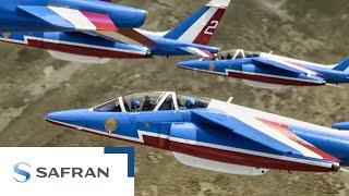 Safran et la Patrouille de France: le film