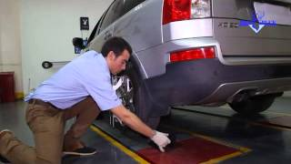How to Use 3D Wheel Alignment Machine by Road Buck