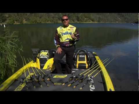 W&M Skeet Reese series rods - Promo video