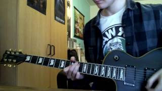 Buried at Sea - Silverstein - Guitar Cover