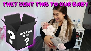 YOU WONT BELIEVE WHAT MY FANS SENT MY BABY IN THE MAIL!
