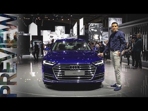 2018 Audi A8 (D5) - Preview