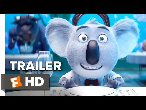 Sing Official Trailer 2 (2016) - Scarlett Johansson Movie