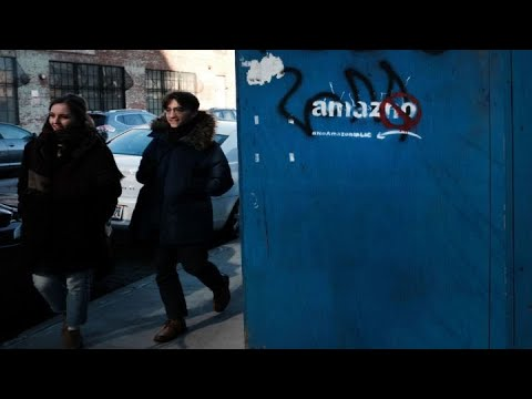 Amazon cancels plans for HQ2 in New York City amid opposition Mp3