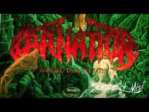 Carnation - Where Death Lies (official lyric video) 2020