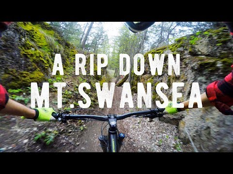 A Rip Down Mt.Swansea