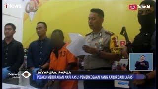 TEGA! Napi Papua Kabur dan Perkosa Adik Ipar, Istri dari Anggota TNI - iNews Siang 10/02