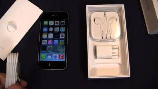 Apple iPhone 5s Unboxing!