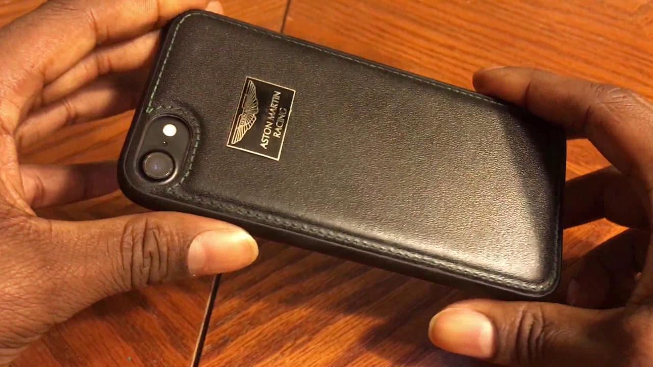 aston martin iphone 7 case