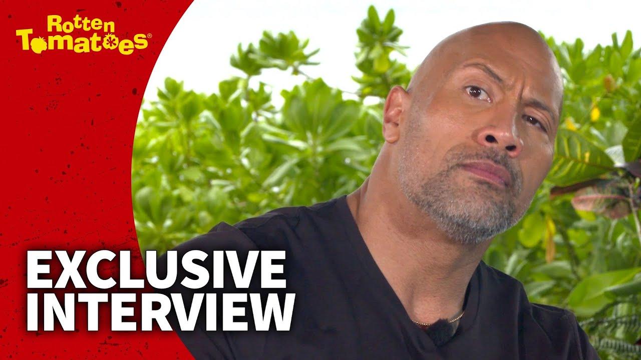 Dwayne Johnson Shares a Surprisingly Joyful Kevin Hart Death Fantasy (2017)   Rotten Tomatoes