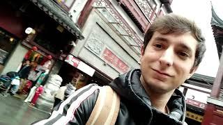 KVIN TAGOJ EN SHANGHAI