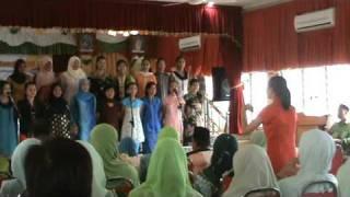 SMK Convent Alor Setar Choir - 5 Prinsip Rukun Negara