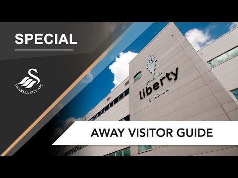 Swans TV - Liberty Stadium: Away Visitor Guide