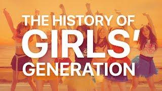 THE HISTORY OF GIRLS' GENERATION (2007-2017) - Stafaband